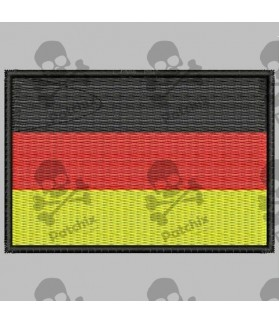 Embroidered patch GERMANY FLAG