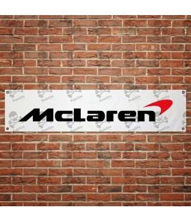 McLaren FORMULA 1 BANNER GARAJE