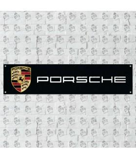 Porsche Performance BANNER GARAJE