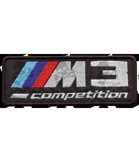 GESTICTKER PATCH BMW M3