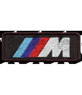 GESTICTKER PATCH BMW M