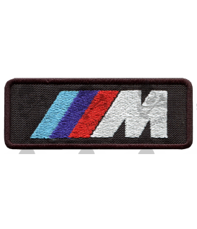 patch BRODE BMW M