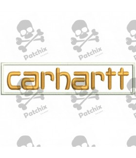 Embroidered patch CARHARTT