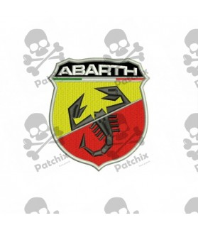 ABARTH Embroidered Patch