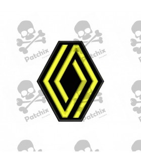 RENAULT Embroidered Patch
