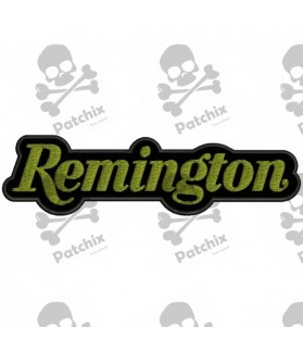 Embroidered Patch REMINGTON
