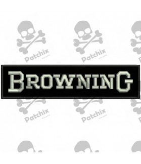 Iron patch BROWNING
