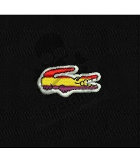 Iron patch LACOSTE