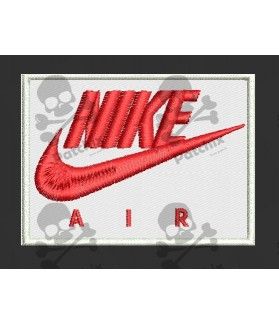 Iron patch NIKE AIR