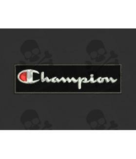 Iron patch CHAMPION