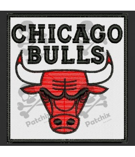 Iron patch CHICAGO BULLS