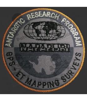 Iron patch Napapijri