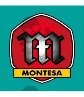 Iron patch MONTESA