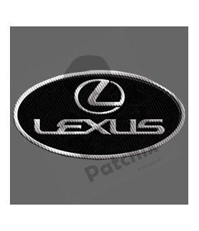Iron patch LEXUS