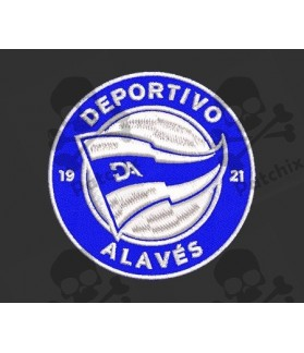 Iron patch DEPORTIVO ALAVES