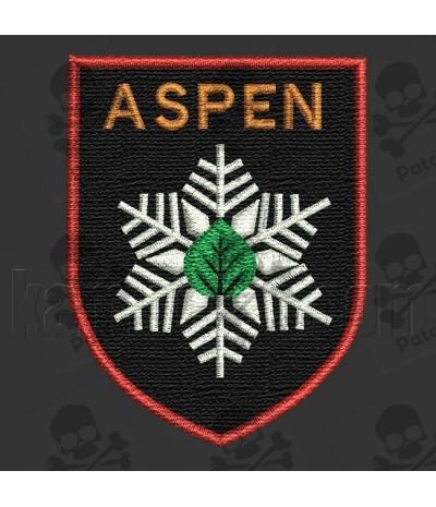 Iron patch SKY ASPEN