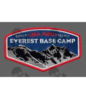 Iron patch Everest base