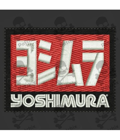 Iron patch YOSHIMURA