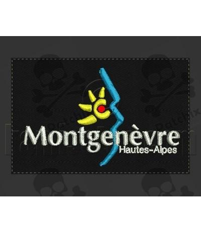 Iron patch Montgenevre