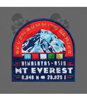 Iron patch Everest