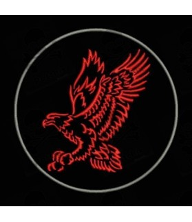Embroidered Patch TRIBAL EAGLE